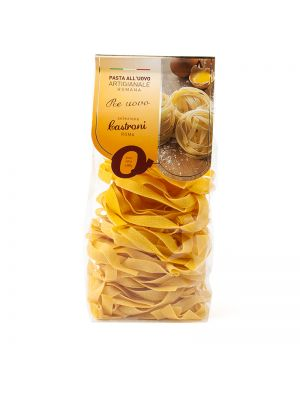 Pappardelle all uovo