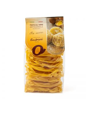 fettuccine all uovo