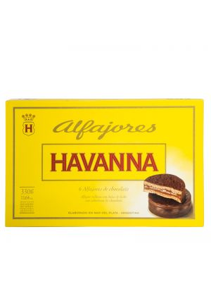 Alfajores de Chocolate Havanna
